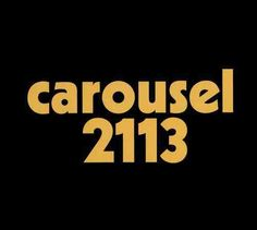 Carousel - 2113, Black