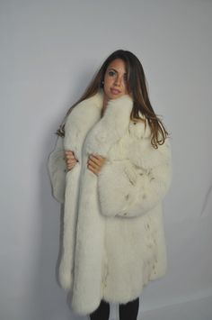 Shadow Volpe Fur Pelliccia Pelzmantel Jacket Nerz Fox Fourrure Mex НОРКИ | eBay