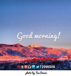 What a morning! #720MEDIA #webdesign #socialmedia #emailmarketing #coloradosprings #colorado #pikespeak http://www.720media.com/services/website-maintenance-cost/