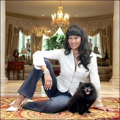 Being a gold digger is a great way to achieve fame and fortune without having to do a lot of work. But who are the most famous gold diggers? Russell Simmons, Kimora Lee Simmons, Best Fashion Designers, Fashion Network, A Moment In Time, Two Daughters, Baby Phat, Cool Style, My Style