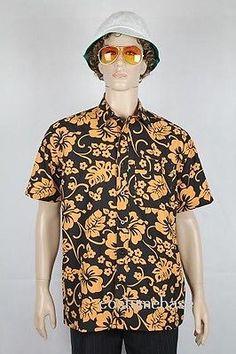 Fear and Loathing in Las Vegas FULL Costume Raoul Duke Hat Shirt Glasses holder