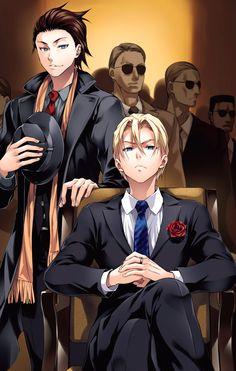 Shokugeki no Souma | Food Wars! | Isami & Takumi Aldini | Anime | Fanart | SailorMeowMeow