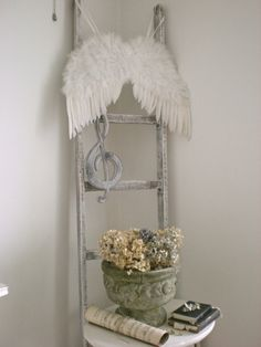 Angel Wings - Love this arrangement ...