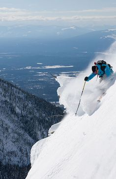 Skiing with a view ...... Also, Go to RMR 4 BREAKING NEWS !!! ...  RMR4 INTERNATIONAL.INFO  ... Register for our BREAKING NEWS Webinar Broadcast at:  www.rmr4international.info/500_tasty_diabetic_recipes.htm    ... Don't miss it!