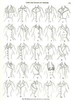Torso,/ Bodice, Jacket shapes inspiration, via @topupyourtrip