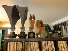 Vintage audio JBL Horn