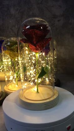 LED Rose Lamp LED Rose Lamp Mereanes World Materialdreams Westville Home Fans of Disneys Beauty and the Beast can now enjoy this beautiful […] decoration for home videos Beauty And The Beast Bedroom, Beauty And Beast Birthday, Beauty And The Beast Theme, Beauty And Beast Wedding, Beauty Beast, Disney Beauty And The Beast, Beauty And The Beast Flower, Quince Decorations, Wedding Decorations