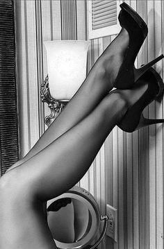 Legs..Stockings...Heels