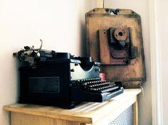 Royal Typewriter No10 1933 by ruinshop on Etsy, $170.00