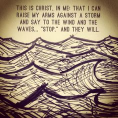 The power of Christ in me. Christ In Me, Faith, Sayings, Learning, Words, Quotes, Quotations, Lyrics, Studying