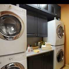 Awesome Color Ideas for Laundry Room