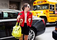ALL THAT SHE WANTS - blog de moda: Street style: cool jackets