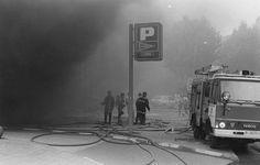 Imagen de archivo del atentado de ETA en el Hipercor de Barcelona, en...