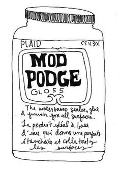 top 10 Mod Podge projects of the year!