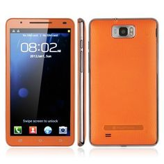 "Orange 6.0"" FWVGA Screen MTK6577 Dual Core 1.2GHz Android 4.0 3G Smart Phone N9776 by Newcay, http://www.amazon.com/dp/B009N1AB74/ref=cm_sw_r_pi_dp_-Kh.qb1E7AKVD"