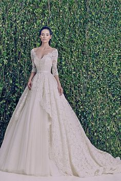 Zuhair Murad-Convertible Wedding Dresses for 2014