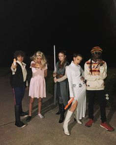 The Stranger Things Kids Are Turning Us Upside Down With Their Halloween Costumes