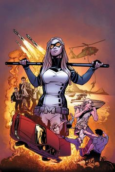BECAUSE YOU DEMANDED IT! Now in her own ongoing series! Bobbi Morse is Mockingbird, S.H.I.E.L.D.'s most versatile, most in-demand agent! But a string of missions gone wrong indicate that something strange is lurking within S.H.I.E.L.D.'s own medical and recovery network. How far will Mockingbird have to go in order to solve this puzzle box and get to the truth?