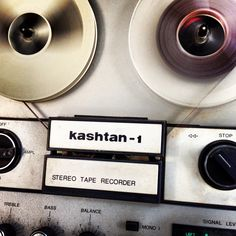 retro magnetophone kashtan