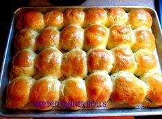 Herbed Dinner Rolls Recipe   Just A Pinch Recipes