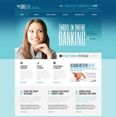 22 Professional HTML5 Website Templates