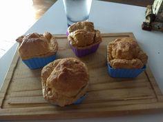 Pan Nube, Stevia, Muffin, Breakfast, Food, Baking, Vanilla, Egg Wash, Milkshakes