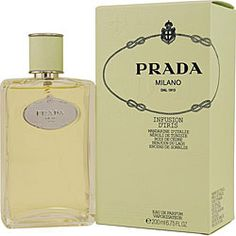<li>Infusion D'iris fragrance was launched by the design house of Prada</li><li>Women's perfume is available in a bottle</li><li>Eau de parfum is great for nearly any occasion</li> Best Perfume, Perfume Oils, Perfume Bottles, Iris, Prada, Gifts For My Wife, Parfum Spray, Beauty Shop, Products