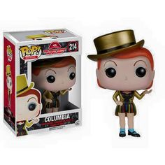Funko releasing Columbia pop vinyl from The Rocky Horror Picture Show