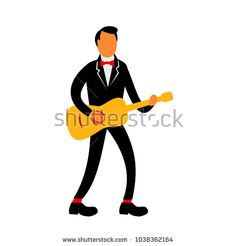 Find Retro Style Illustration Guitarist Tuxedo Suit stock images in HD and millions of other royalty-free stock photos, illustrations and vectors in the Shutterstock collection. Thousands of new, high-quality pictures added every day. Tuxedo Suit, Retro Illustration, Retro Style, Tigger, Retro Fashion, Musicians, Disney Characters, Fictional Characters, Royalty Free Stock Photos