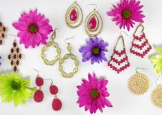 #Online_Shopping #Shopping_Online @ Khoobsurati.com Get Upto 10% Off On #Earrings http://khoobsurati.com/women/jewellery/earrings