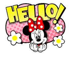 LINE Official Stickers - Mickey and Friends Supersized Letters Example with GIF Animation Minnie Mouse Pics, Minnie Mouse Stickers, Mickey Mouse Design, Mickey Mouse Pictures, Mickey Mouse Wallpaper, Mickey Mouse Cartoon, Mickey Mouse And Friends, Disney Mickey Mouse, Hello Pictures