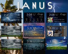 [WIP] Janus Weather/Music Widget (Submitted to Cydia) via...
