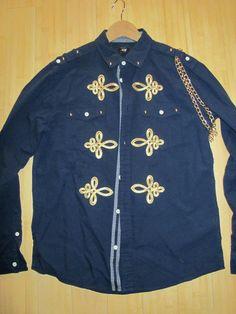 Shirt Royal King H&M x Baby $kin