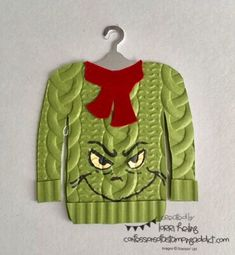 More Grinch….