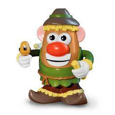Scarecrow Mr. Potato Head