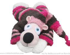 121 Crochet Pattern Kaninchen Dude Keks von LittleOwlsHut auf Etsy