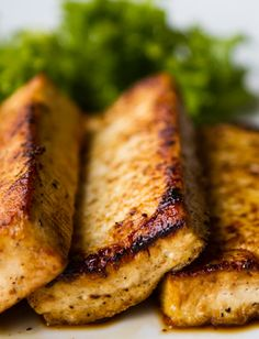 Maple & tamari glazed  tofu - vegan