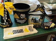 Cheerleader gifts for cheer camp  PERSONALIZED : bucket …   Flickr