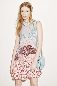 Julia Hafstrom by Tung Walsh for CR Fashion Book Spring:Summer 2015