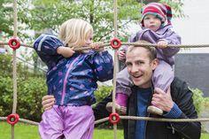 (VG Familieliv i samarbeid med Rema 1000) Å leke med barna er sunt også for voksne.