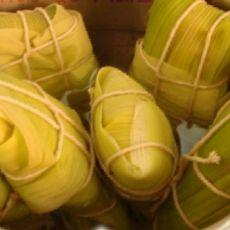 Guapitos o hallaquitas de maiz jojoto
