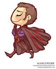 Mance Ryder // Game of Thrones cosplay group http://www.gameofthronescosplay.com | by Sara Manca http://heiligershadowfax.deviantart.com/