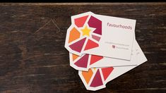 Branding & Corporate Design für eine Where-to-stay Plattform Corporate Design, Cards, Business Card Design, Sorting, Maps, Brand Design, Playing Cards, Branding Design