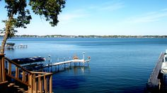 Clear Lake, Iowa. There are northern pike and muskies in this lake.                         Lived In Mason City, Iowa For A Year , Love Clear Lake, Buddy Holly Festival !!!
