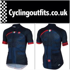 Tough and stylish look with this Castelli Veleno jersey. Cycling Outfits ecc336088