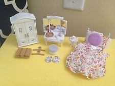 Contemporary Calico Critters Bedroom Set Style