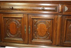 One Kings Lane - Carved Buffet