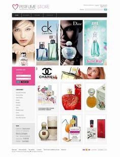 Fragrance & Perfume #PrestaShop #Responsive Theme #33965 #html5 #css3 #bootstrap