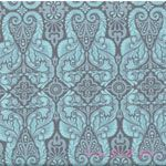 Tula Pink Salt Water Ocean Ponies Aqua [FS-TP031-Aqua] - $10.45 : Pink Chalk Fabrics is your online source for modern quilting cottons and sewing patterns., Cloth, Pattern + Tool for Modern Sewists