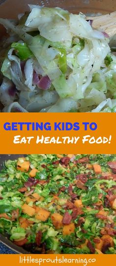 Do you wish your kids ate healthy food? Are you worried about them growing up healthy? Do you wish you could make healthy food delicious?
